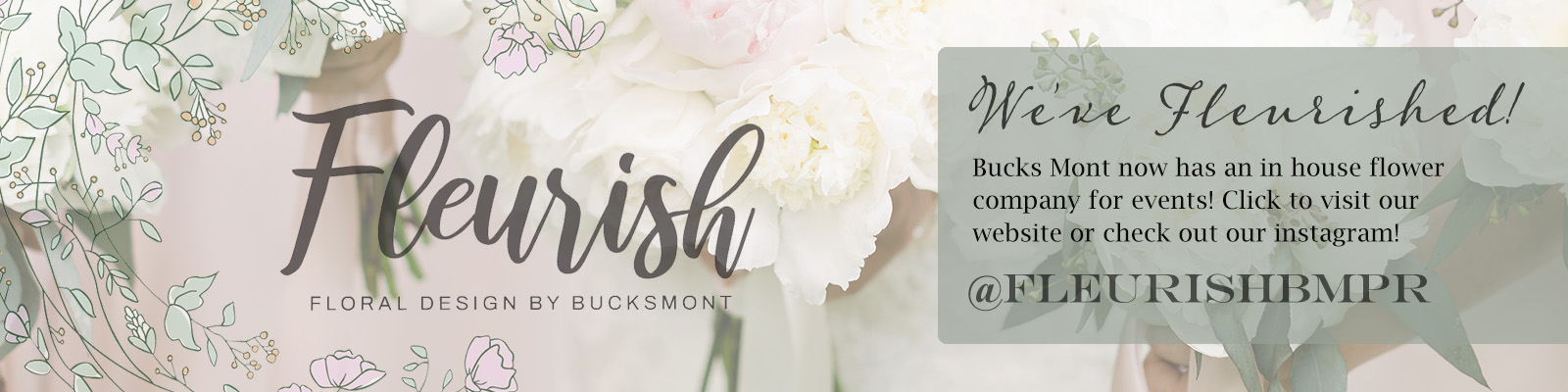 Event rentals in the Greater Philadelphia Area