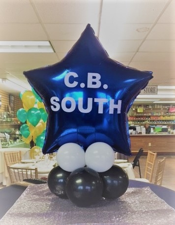 cb south tabletop air filled
