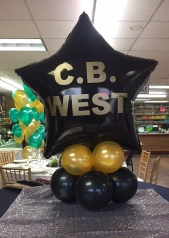 cb west air filled table top