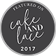 Featured on Cake and Lace