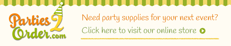 Party Supplies at Bucks-Mont Party Rentals