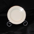 Rental store for Ivory w  Gold Rim Bread Plate 6 in New Britain PA