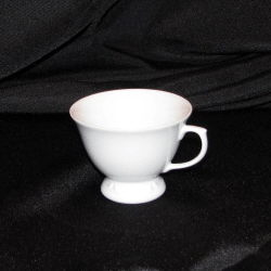 Where to rent White Embossed Coffee Cup in The Greater Philadelphia area, New Britain PA, Doylestown PA, Lansdale PA, New Hope PA