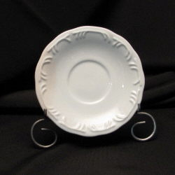 Where to find White Embossed Saucer in New Britain