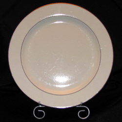 Where to rent Ivory w  Gold Rim Serving Platter 13 in The Greater Philadelphia area, New Britain PA, Doylestown PA, Lansdale PA, New Hope PA