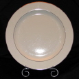 Rental store for Ivory w  Gold Rim Serving Platter 13 in New Britain PA