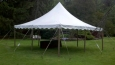 Rental store for 20 x20  Century Pole Tent in New Britain PA