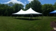 Rental store for 20 x40  Century Pole Tent in New Britain PA
