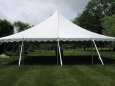 Rental store for 30 x30  Century Pole Tent in New Britain PA
