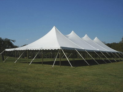 Where to rent 40 x100  Century Mate Pole Tent in The Greater Philadelphia area, New Britain PA, Doylestown PA, Lansdale PA, New Hope PA