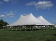 Rental store for 60 x70  Century Pole Tent in New Britain PA