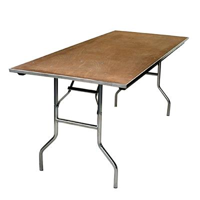 Where to find Banquet Table 6 x30 in New Britain