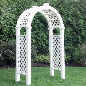 Where to rent Cape Cod Wedding Arch in The Greater Philadelphia area, New Britain PA, Doylestown PA, Lansdale PA, New Hope PA