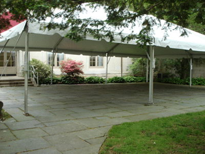 Where to find 30 x45  Future Trac Frame Tent in New Britain