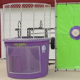 Rental store for Tow Behind Dunk Tank Purple in New Britain PA