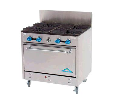 Where to find Commercial Stove 6 Burner in New Britain