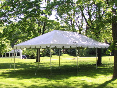 Where to rent 12 x18  Fiesta Frame Tent in The Greater Philadelphia area, New Britain PA, Doylestown PA, Lansdale PA, New Hope PA