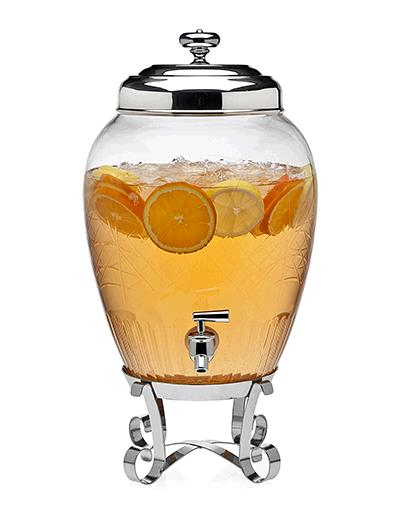 Where to rent 2.5 Gallon Glass Beverage Dispenser in The Greater Philadelphia area, New Britain PA, Doylestown PA, Lansdale PA, New Hope PA