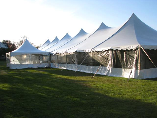 Where to rent 40 x140  Century Mate Pole Tent in The Greater Philadelphia area, New Britain PA, Doylestown PA, Lansdale PA, New Hope PA
