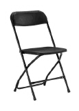 Rental store for Black Folding Chair in New Britain PA