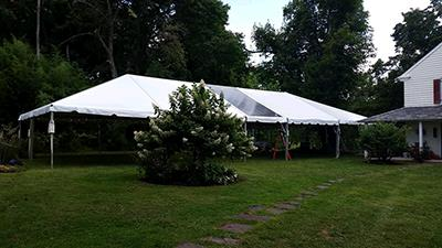 Where to rent 30 x70  Skylight Frame Tent in The Greater Philadelphia area, New Britain PA, Doylestown PA, Lansdale PA, New Hope PA