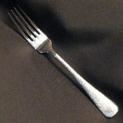 Where to rent Hammered Soup Spoon in The Greater Philadelphia area, New Britain PA, Doylestown PA, Lansdale PA, New Hope PA