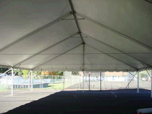 30 Foot X60 Foot Future Trac Gable Frame Tent Rentals New