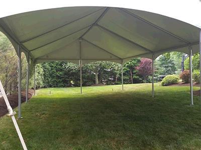 F3 20 Foot X40 Foot Gable End Tent Rentals New Britain Pa