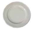Rental store for Plain White Salad Plate 7 in New Britain PA