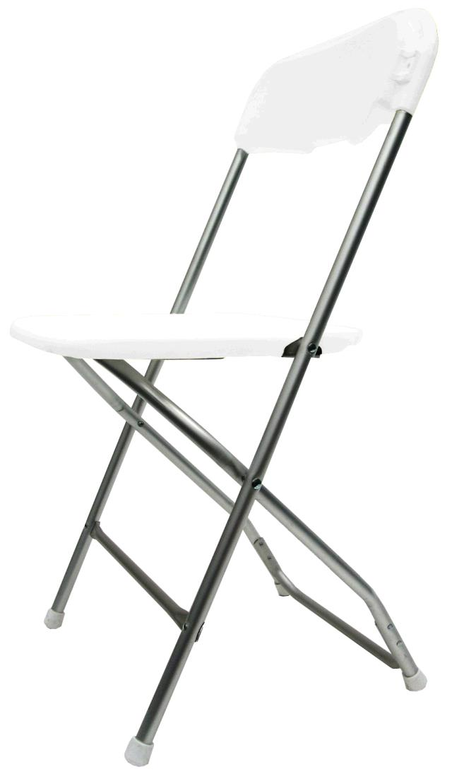 Where to find Aluminum White Folding Chair in New Britain