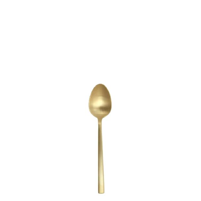 Where to rent Brushed Gold Table Spoon in The Greater Philadelphia area, New Britain PA, Doylestown PA, Lansdale PA, New Hope PA