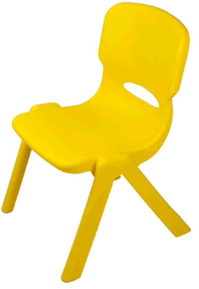Where to rent Children s Chair - Yellow in The Greater Philadelphia area, New Britain PA, Doylestown PA, Lansdale PA, New Hope PA