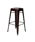 Rental store for Brushed Rose Gold Backless Bar Stool in New Britain PA
