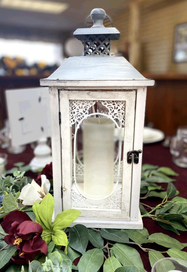 Where to find Wood decorative lantern in New Britain