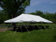Rental store for 20 x40  White Canopy in New Britain PA
