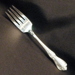 Where to find Silver Salad Dessert Fork in New Britain
