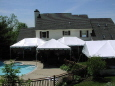 Rental store for 16 x16  Fiesta Frame Tent in New Britain PA