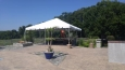 Rental store for 20 x20  Fiesta Frame Tent in New Britain PA