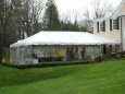 Rental store for 20 x40  Fiesta Frame Tent in New Britain PA
