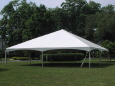 Rental store for 40 x40  Future Trac Frame Tent in New Britain PA