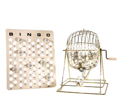 Where to find Bingo Drum w  Board in New Britain