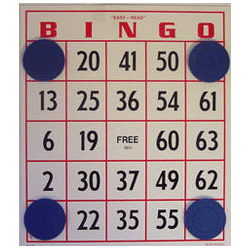 Where to rent 100 Bingo Cards in The Greater Philadelphia area, New Britain PA, Doylestown PA, Lansdale PA, New Hope PA